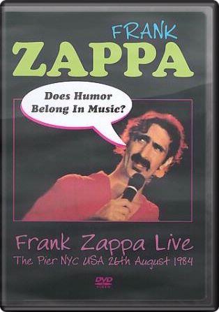 """Does humor belong in music?"""